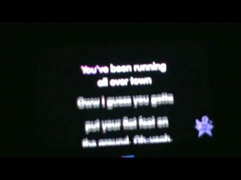 Mustang Sally - The Commitments ( RLP's karaoke version )