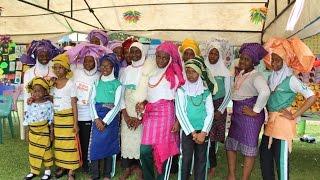 Yoruba Dance ( Cultural Day 2015)