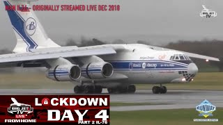 BIG JETS AT HOME: DAY FOUR