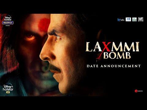 Laxmmi Bomb - Motion Poster