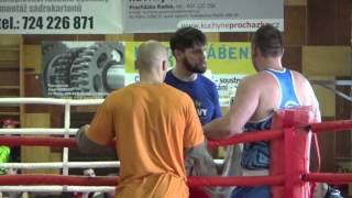 Box - první zápas, Tomáš Berka - Mistřín 03_2016