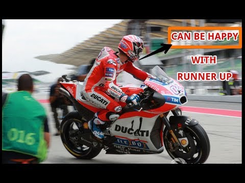 Ducati Can Be Happy With Runner up Spot   Dovizioso Mp3