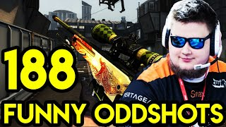 CS:GO - BEST ODDSHOTS #188