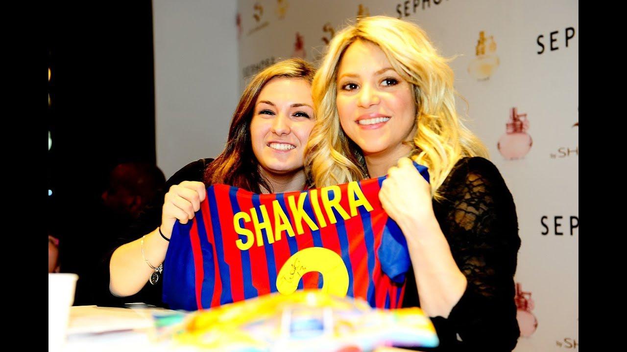 Shakira in Paris - Shakira en París