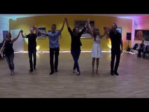 Russian-Norwegian Dance Festival // Latin Party