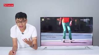 """Schannel """"bùng cháy"""" theo dõi đội tuyển Việt Nam cũng TV Coocaa 40S5G"""