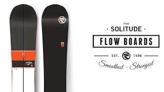 Flow Solitude Snowboard 2015-16