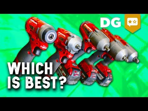 Which Gen 3 Milwaukee Impact Is BEST For You? M12 Stubby Vs M18 Mid/High Torque