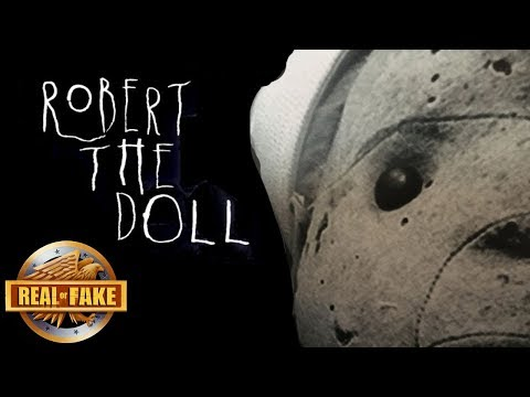 ROBERT THE HAUNTED DOLL - real or fake?