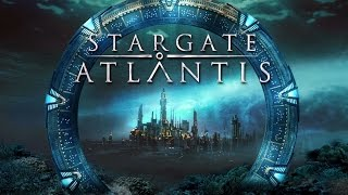 STARGATE ATLANTIS - OST Full Soundtrack