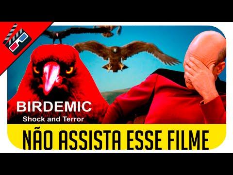 NÃO ASSISTA ESSE FILME - BIRDEMIC