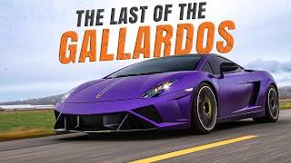 Modified Lamborghini Gallardo LP560-4 Review   V10 Gets LOUD!