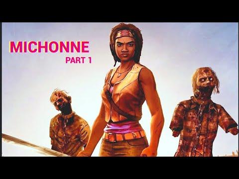 THE WALKING DEAD MICHONNE PART 1  
