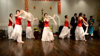 Traditional Vietnamese Dance