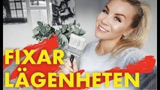 FIXAR LÄGENHETEN INFÖR FOTOGRAFERING