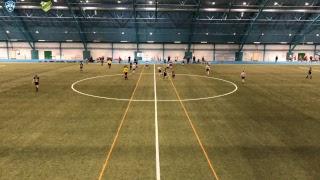 EBK SiljaLine Cup 2018: EBK - JyPK välierä 1. puoliaika