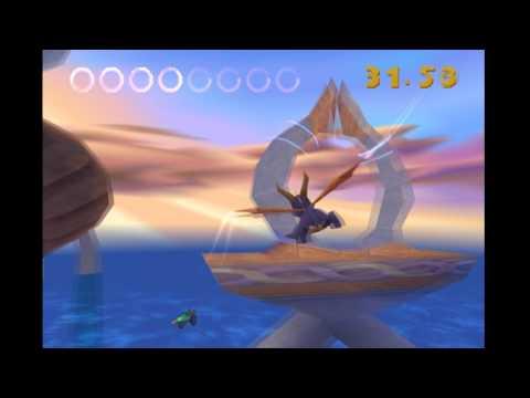 Spyro 2 | Ocean Speedway Route w/ Fireball (42.56)