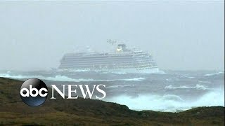 Cruise line CEO apologizes after Viking Sky's engines fail in rough seas