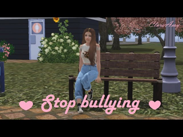 Stop Bullying Sims 3 machinima by ClaraAmy