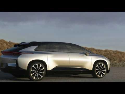 E-Auto FF 91: Faraday Future noch nicht abgeschrieben