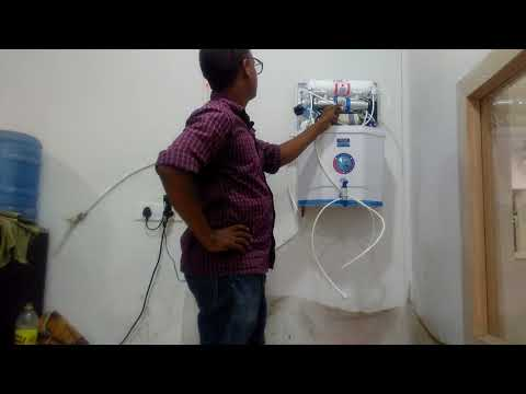 How to control tds of our RO  water purifier ? (Kent Supreme)
