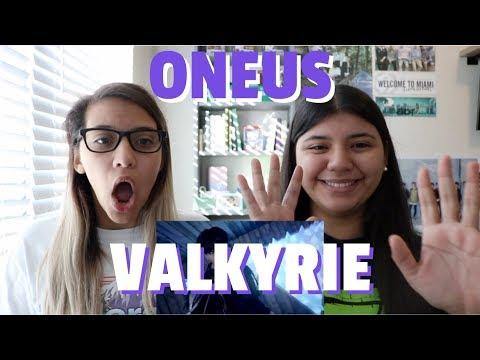 ONEUS(원어스) 'Valkyrie(발키리)' MV REACTION!!!
