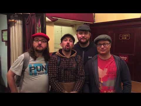 The Lancashire Hotpots Play Carnegie Theatre, Workington On Sat 2nd June