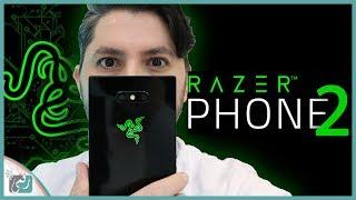 فتح صندوق ريزر فون 2 - RazerPhone 2 | هاتف الألعاب الأول؟
