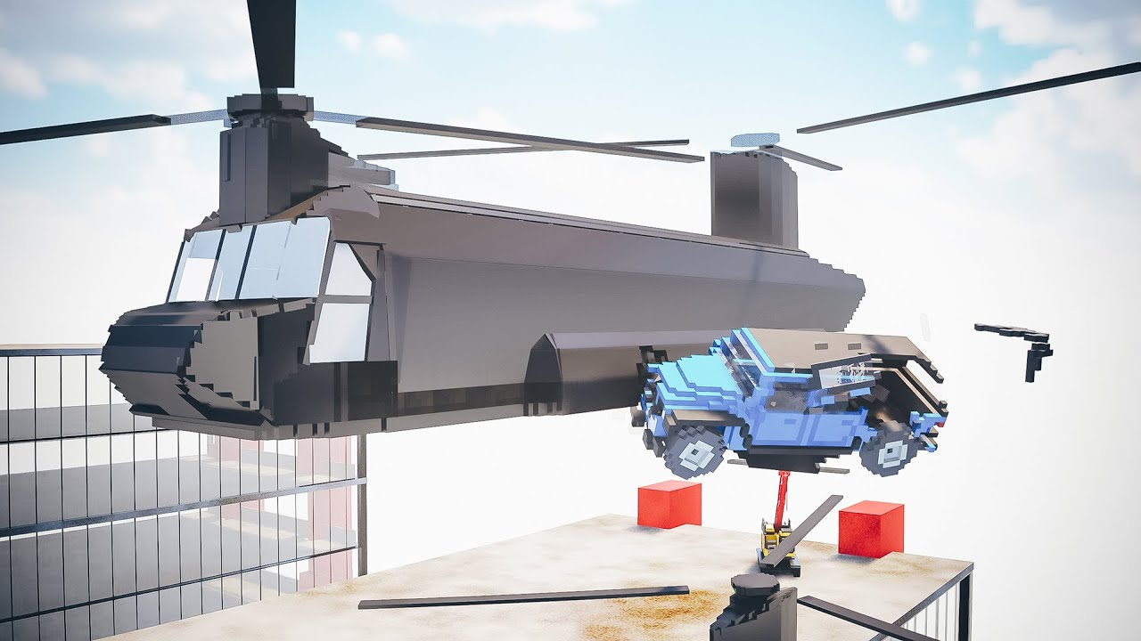Download Cars Attack Helicopters    Teardown