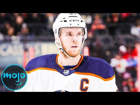 Top10 Rising Sports Stars - Hockey