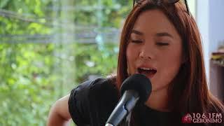 Download lagu Sheryl Shinafia LIVE on Radio GeronimoFM Jogja MP3