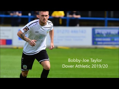 Download Bobby-Joe Taylor: Dover Athletic 2019/20