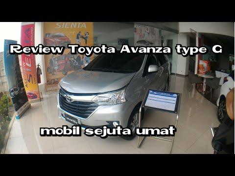 Grand New Avanza Youtube Panjang Review Toyota Type G