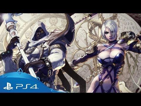 SoulCalibur VI | Ivy and Zasalamel Reveal | PS4