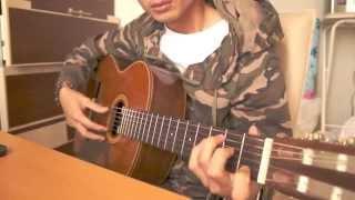 Tuyết Trắng (Trần Thiện Thanh) Guitar đệm hát [HD]