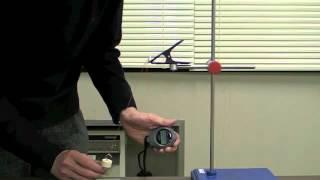 小学校理科5年(2)振り子の運動 25cmで周期1秒の振り子を作って...