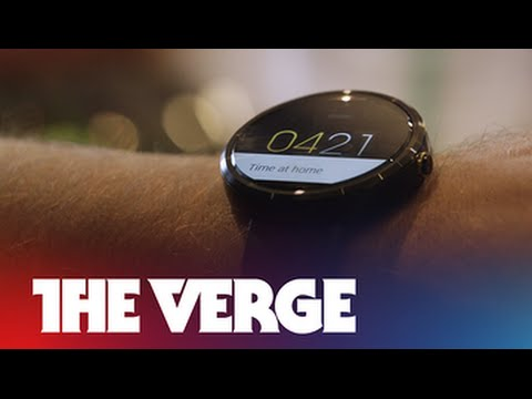 Moto 360 Review: Motorola's long-awaited smartwatch is finally ready for your wrist