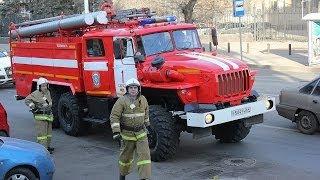 Пожарные учения 20112013
