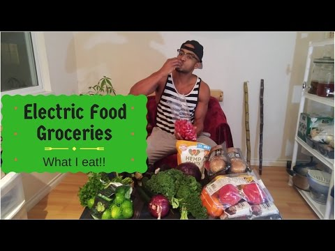 What Do I eat? ---Alkaline Diet Groceries Inspired by Dr. Sebi's Electric Food