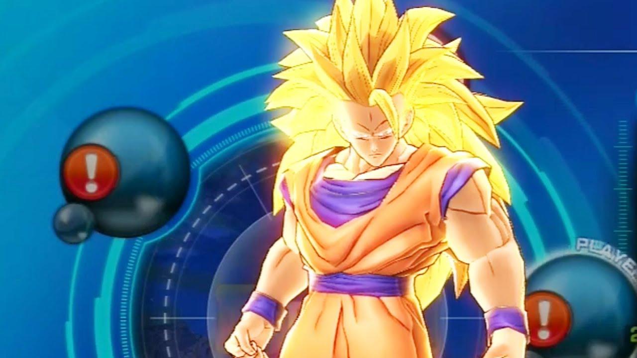 Dragon Ball Z: Battle of Z - Super Saiyan 3 Goku Super ...