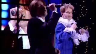 Николай Трубач и Борис Моисеев - Голубая луна