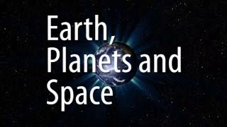 Earth, Planets and Space (EPS) - Scope of EPS