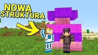 Minecraft 1.12: NOWA STRUKTURA? CO TO MOŻE BYĆ?!