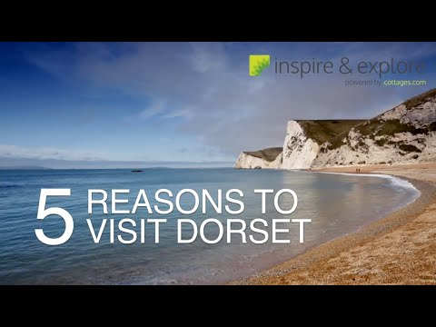 Inspire & Explore: 5 Reasons to Visit Dorset - cottages.com