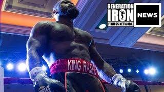 Mike Rashid Wins First Pro Boxing Match | GI News