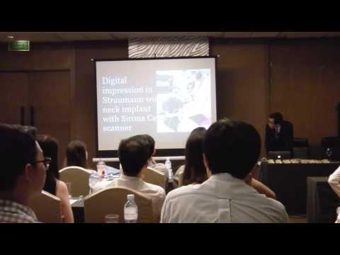 20160502 ITI Study Club BKK(1)_Dr Yoji Kamiura_Digital implant Dentistry