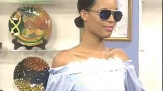 Trending with Natalia Springs New Arrivals - Smile Jamaica - April 26 2017