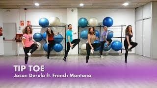 Tip Toe - Jason Derulo ft. French Montana - Coreografía para Zumba - William Morales