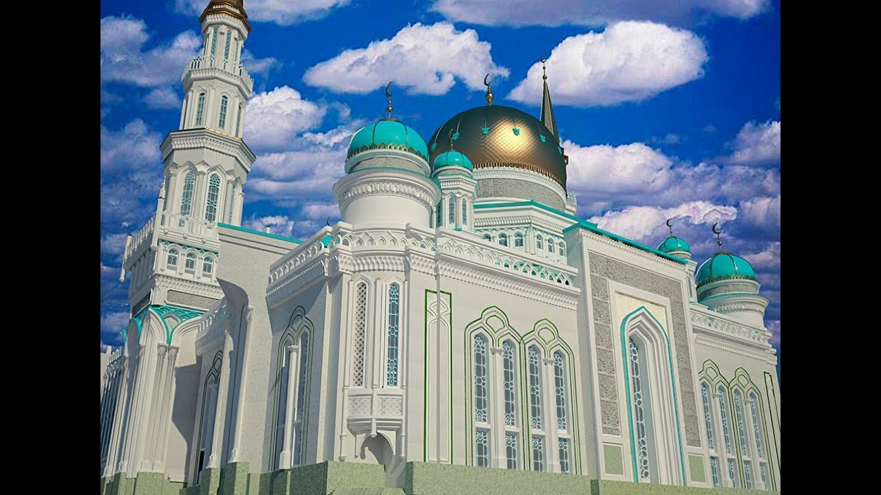 Moscow inaugurates the biggest mosque in Europe [Eng Subs ...