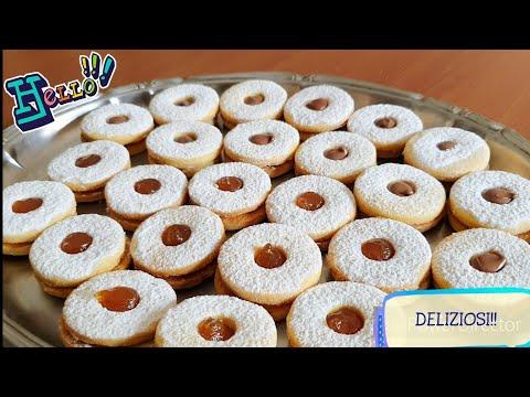 deliziosi-biscottini-al-burro-farciti-con-nutella-e-albicocca-facilissimi-e-buonissimi!---biscuits
